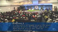 I KNOW WHO I AM PT 5 [ CLIP 3 of 3 ] - PASTOR PAUL B. MITCHELL.flv