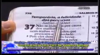 CUIDA DA SUA VIDAPREGAO AP VALDEMIRO SANTIAGO