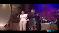 Yanna Crawley and Tina Campbell on Monique.flv