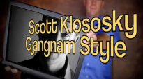 Technology Speaker Scott Klososky Does Gangnam Stye with Attendee on Stage.mp4