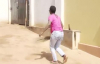 Kansiime Anne  Communal ownership of music. Very Funny