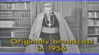 How to Improve Your Mind (Part 1) - Archbishop Fulton Sheen.flv