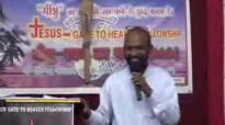 Pastor Michael Hindi Message(THE LIVING SACRIFICE) Mumbai.flv