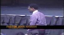 Pastor John Hannah The Important House