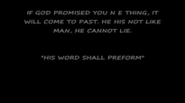 His word shall PerForm BY JASON NELSON.flv