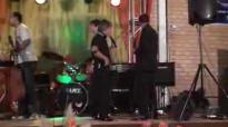 Dupla Jos e Ricardo juntos com Cantor Clayton Queiroz Louvando a DEUS
