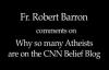 Fr. Robert Barron on Atheists at the CNN Belief Blog.flv
