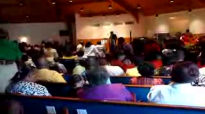 Another Praise Break erupts at St Stephen Baptist Church.flv