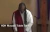 HOH Macon Pastor Reginald Sharpe Jr. Table Talk.flv