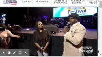 Jason Nelson & Kim Burrell sermonette Kim Burrell Tribute.webm.flv
