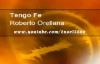 Tengo Fe - Roberto Orellana (Karaoke - Pista).mp4