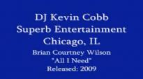 Gospel Brian Courtney Wilson - All I Need (2009).flv