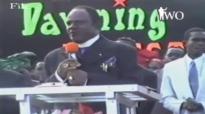 Archbishop Benson Idahosa Ekpoma University Crusade.mp4