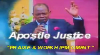 Rejoice In The House Of The LORD Praise & Worship Moment With Apostle Justice Dlamini