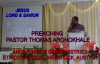 Preaching Pastor Thomas Aronokhale - AOGM JESUS LORD & SAVIOR Part 2 April 2019.mp4