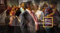 Prophet Henok Girma at Australia Melborn የፀሎት መልሳችሁ ለብዙዎች መልስ ይሆናል.mp4