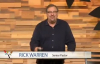 Rick Warren  You Are Called To Become