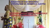 Preaching Pastor Rachel Aronokhale AOGM Choir Anniversary 2018.mp4
