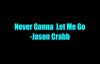 Never Gonna Let Me Go - Jason Crabb.flv
