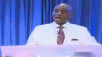 Bishop OyedepoSpiritual EmpowermentPlatform For Commanding The Supernatural May 15,2015