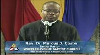 The Hall of Faith Rev. Marcus D. Cosby