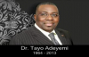 What Are You Building On 2 Dr Tayo Adeyemi