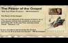 The Power of the Gospel - RW Schambach