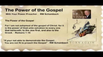 The Power of the Gospel - RW Schambach