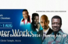ICGC Greater Works 2014  Tuesday July 29 Pastor Matthew Ashimolowo