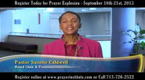 Kirbyjon and Suzette Caldwell Prayer Explosion 2013 Promo