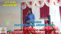Preaching Pastor Rachel Aronokhale - Anointing of God Ministries_ Let God intervene September 2020.mp4