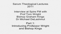 Sarum Theological Lectures 2011 with Tom Wright - part 1.mp4
