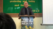 Pastor Robert Karthak preaching at Hounslow uk nepali fellowship last part