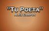Tu poeta Alex Campos - letra.mp4