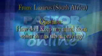 Pastor Chris Oyakhilome -Questions and answers  Prayer Series (7)