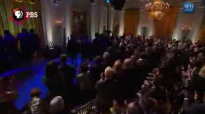 Aretha Franklin Performance At White House 2015.flv
