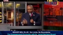 Bishop Neil Ellis, No Limits No Boundaries