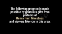 Benny Hinn This is Your Day Auckland, New Zealand