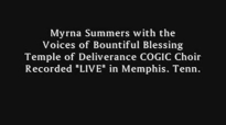 Myrna Summers _ Come To Jesus Now.flv