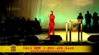 Prophet Manasseh Jordan - ONLY Jesus Provokes Change.flv