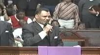 Pastor Jerry Black Watch Night Service 2008 Pt2