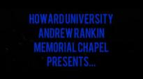 Chapel Talk Episode 8  Reverend Dr. Dharius Daniels