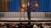 Joel Osteen - Having Weird Faith