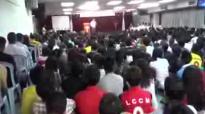 God's Instruction by Rev David Lah at Malaysia Lautu Christian Fellowship.flv