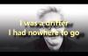 Matt Maher Deliverer(Lyric Video).flv
