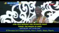 The Prayer of Jabez #2 of 2 # by Dr Pastor Paul Enenche.flv