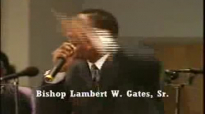 Bishop Lambert W. Gates & Mt. Zion Praise Break 2005 during Grand Opening.flv