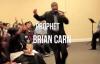 Prophet Brian Carn Prophesying to Local Sacramento Musicians