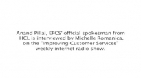 Improving Customer Services - Anand Pillai's Interview on 'The customer experience show' Part 1.flv