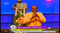 Jubilee Christian Center second sermon by Bishop Allan Kiuna.mp4